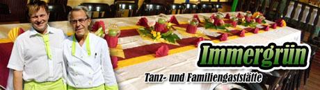 Gaststätte Immergrün Dresden
