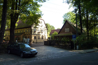 Zschoner Mühle